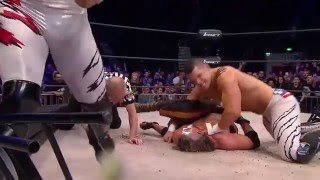Top TNA Star Out Of Action For Several Months