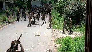 The Walking Dead Season 6 Ep 5 - Rick Runs Back Home #Alexandria [HD] - Now
