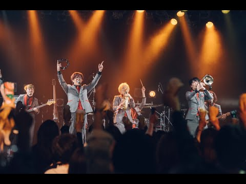 Calmera / 2020.10.28「NIPPON OVER-BLOW TOUR 2019-2020【東京】」@EBISU LIQUID ROOM