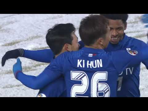 Suwon Samsung Bluewings vs FLC Thanh Hoa (AFC Champions League 2018: Playoff Round)