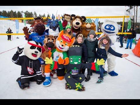 LTeam olimpinis žiemos festivalis 2019