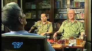 Thiên tài quân sự : Đại tướng Lê Trọng Tấn, vị tướng của những chiến trường nóng bỏng ( tập 5 )
