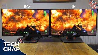 IPS vs TN Monitors (ASUS PG279Q vs PG278Q)