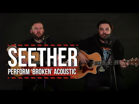 Baixar Seether Perform 'Broken' Acoustically for Loudwire
