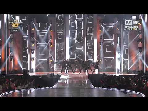 140724 EXO-K – Overdose + Only One (BOA) @ m! countdown