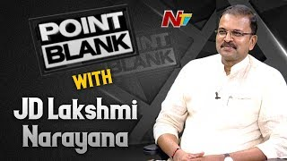 CBI Ex JD Laxminarayana exclusive interview- Point Blank- ..