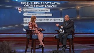 What Was Terri Horman Texting In the Weeks After Stepson Kyron Horman Disappeared?