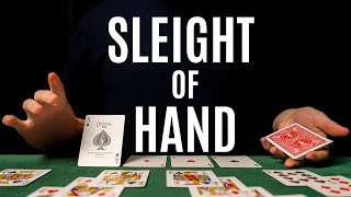10 Levels of Sleight of Hand