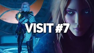"Mara Sov Dreams of Exo Stranger & Truth to Power Lore ""Injection"" (Visit 7)"