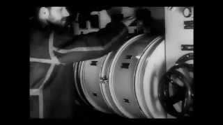 Deutsche WK2 U-Boote - Originalfilmaufnahmen und Gemälde von Marinemaler Lukas Wirp
