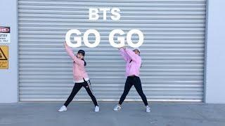 [155CM] BTS (방탄소년단) - Go Go (고민보다 Go)