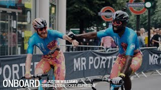 London Nocturne 2018 | Full race with Justin Williams