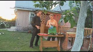 «Телевизионная кухня» со Светланой Аксёновой