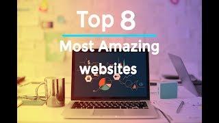 Top 8 most amazing and weird websites। Gadget Boy