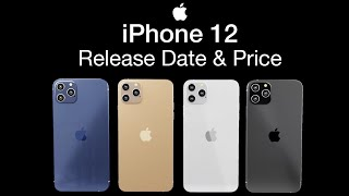 iPhone 12 Release Date and Price – iPhone 12 Mini ??