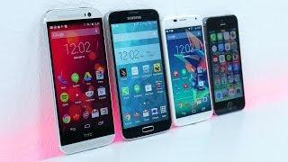 Technology--The best smartphones