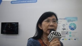Visitors of Taiwan Expo 2019 are welcome to explore Taiwan Healthcare Pavilion:Dr Nina Kao Hsia Ling