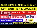 idfc first bank stock, VODAFONE IDEA STOCK, TATA MOTORS STOCK, YES BANK STOCK