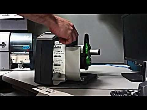 Aalstec Presents - CAB VS120 Dispenser
