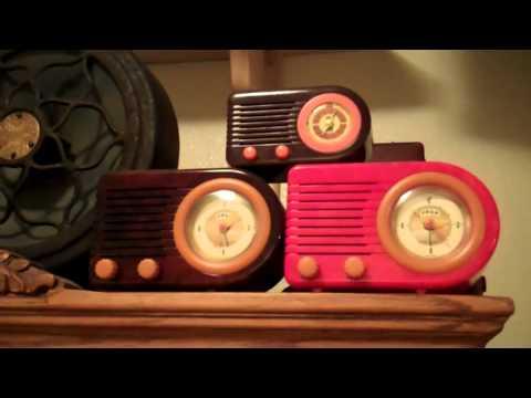 Andrea Electronics FADA Radios and TVs collection by Brian Cass