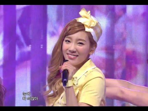 Girls' Generation TTS - Twinkle, 소녀시대 태티서 - 트윙클, Music Core 20120526