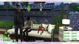 First Dwarf Baby!   Ep. 3   Sims 4 Disney Princess Challenge