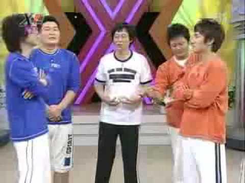 Xman Dangyunhaji   Shin Jung Hwan vs Kim Dong Wan