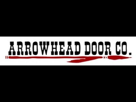 Arrowhead Garage Door