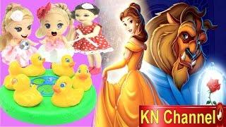 Đồ chơi trẻ em NGƯỜI ĐẸP VÀ QUÁI VẬT Beauty and the Beast Disney