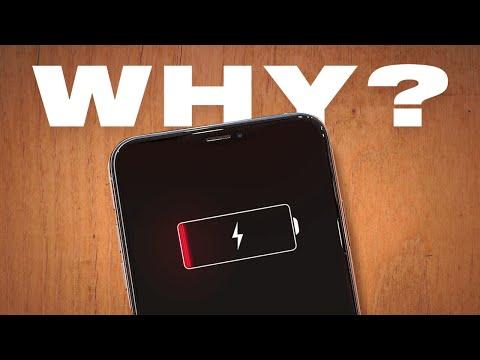 Зошто батериите на смартфните не можат да траат подолго?