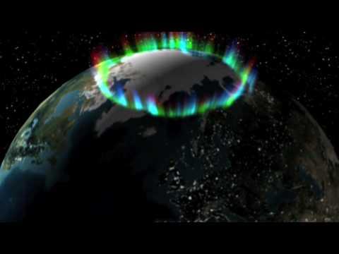 Saturn's Beautiful Aurora