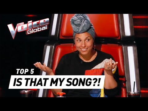 THE VOICE | BEST 'ALICIA KEYS' Blind Auditions