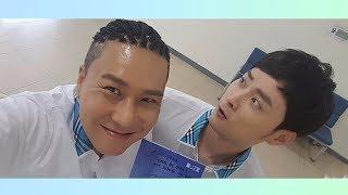 Min Kyunghoon and Lee Sangmin The Music Buddies