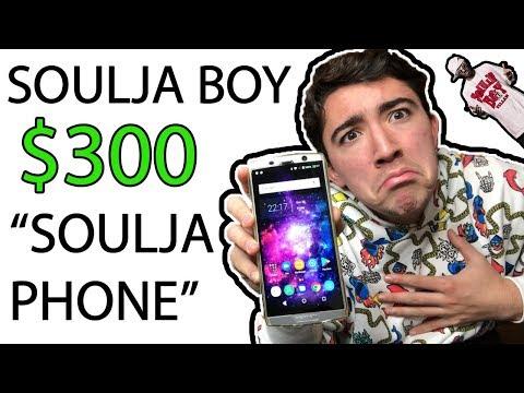 I WASTED $300 On Soulja Boy's NEW