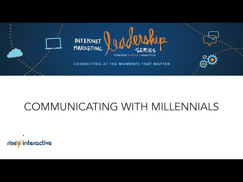 Rise Interactive Millennial Consumer Focus Group - Personalization