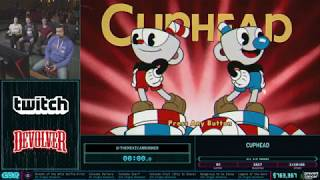 Cuphead by TheMexicanRunner in 48:42 - AGDQ2019