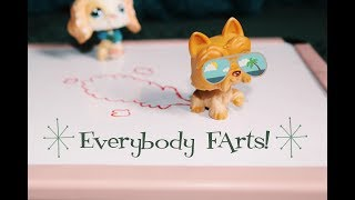 LPS: EVERYBODY FARTS! (skit) - YouTube