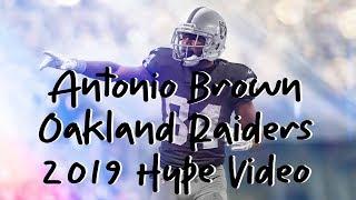 🔥 Antonio Brown Oakland Raiders 2019 Hype Video 🔥