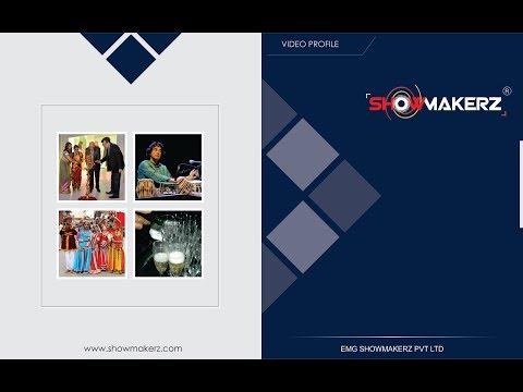Showmakerz Profile - Our Company Introduction