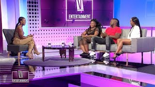 Rethabile Khumalo, Ntando and Kamo Mphela on their Music Careers   V-Entertainment