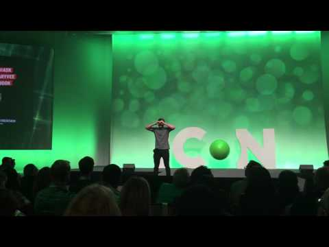 Gary Vee at ICON 2016 his prediction for the future