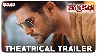 Burra Katha Theatrical Trailer- Aadi, Mishti Chakraborthy..