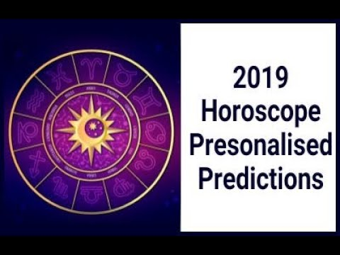 2019 Horoscope Personalised Predictions