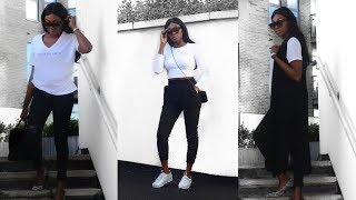 HOW I SLAY THROUGH THIS COLD WEATHER| CASUAL OUTFITS| SPRING LOOKBOOK| LINDAILYBLOG