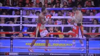 BRONER MAIDANA HD FULL FIGHT EXTENDED HIGHLIGHTS!!!