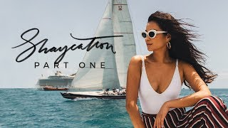 The 'Royal' Shaycation - Part 1 : Meet The Parents | Shay Mitchell