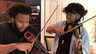 Violin Brothers DESTROY Bodak Yellow!!