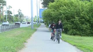 В Омске в два раза вырос спрос на велосипеды