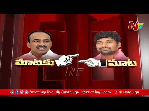 Balka Suman responds to Eatala's criticism against KCR over Dalit Bandhu