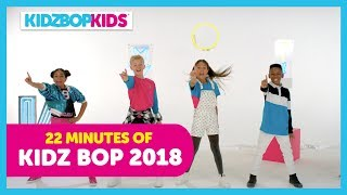 KIDZ BOP Kids - Stay, Castle On The Hill & other top songs from KIDZ BOP 2018 - YouTube